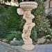 Statuen aus dem Kunstmarmor